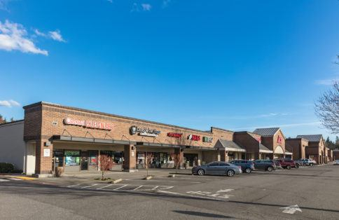Anchored shopping centers Vancouver