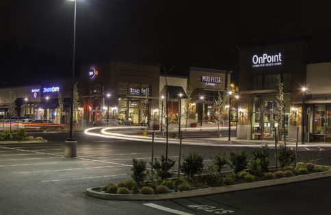 Retail property management Oregon